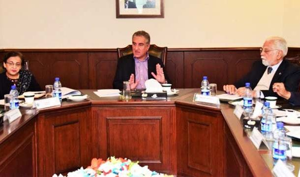 Pak, India Tensions: FM Qureshi Calls Emergency Meeting