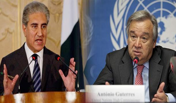 Pakistan Asks UN to Take Action of India's Baseless Accusations