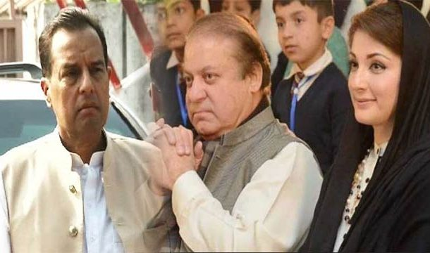 Sharif's Plea Seeking Removal of Name From ECL Dismissed