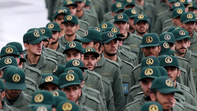 Iran: Suicide Attack Kills At Least 23 Elite Revolutionary Guards