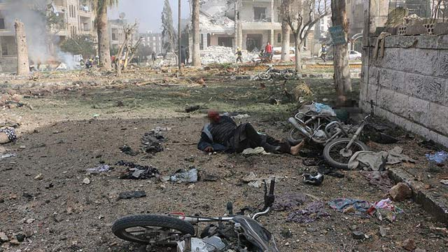Syria: At Least 15 Killed, Several Injured in Twin Explosions