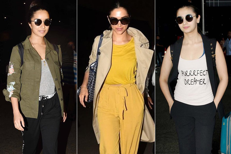 Bollywood Actresses Have Impressive Travel Styles! Check This Out