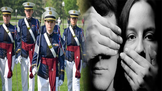 50% Increase in the Sexual Assaults Cases in American Military Academies