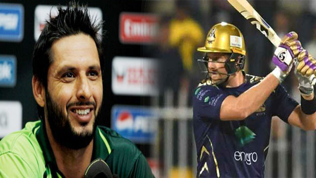 Still Its Very Special to Play Against Shahid Afridi: Watson