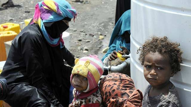 1.2 Million Children in Yemen Continue to Live in Conflict Zones: UN