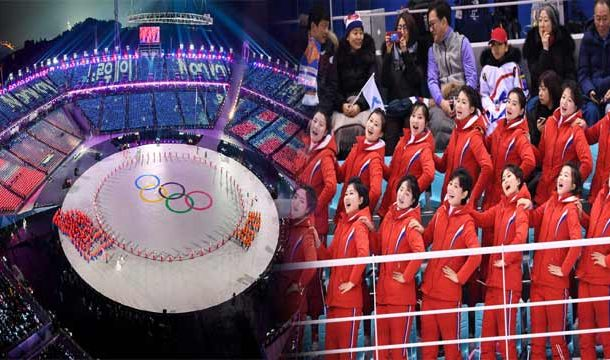 Japan May Admit North Korean Athletes for 2020 Olympics
