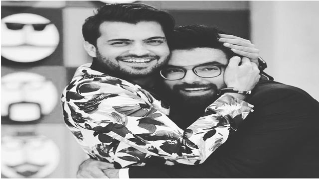 Asad Siddiqui and Yasir Hussain Shares Hilarious Social Awareness on Social Media