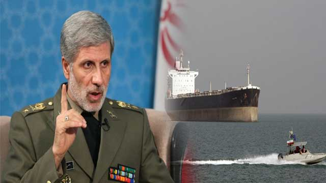 Iran Will Respond Firmly to Any Israeli Naval Action