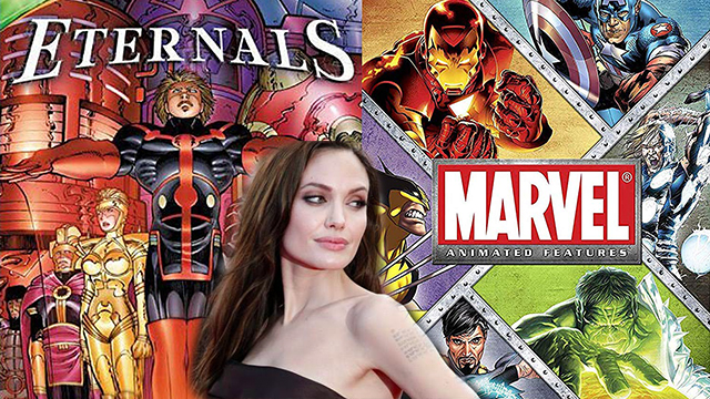 Angelina Jolie All Set To Join Marvel Cinematic Universe