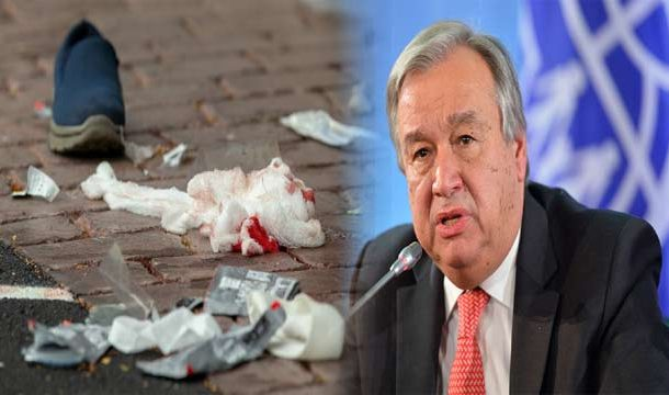 UN Chief Urges to Stand United Against Anti-Muslim Hatred
