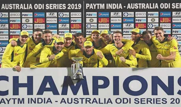 Ind vs Aus: India Faces Defeat in Home Ground ODI Series