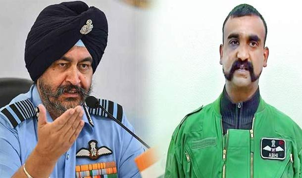 IAF Chief Breaks Silence on Abhinandan's Return as Fighter Pilot