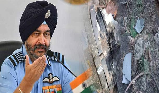 IAF Chief Fumbles When Asked About Balakot Air Strike