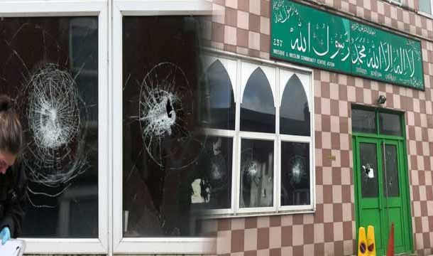 Five Mosques Attacked in Birmingham