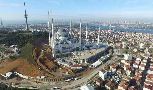 Have You Seen Pictures of Turkey's Largest Mosque?