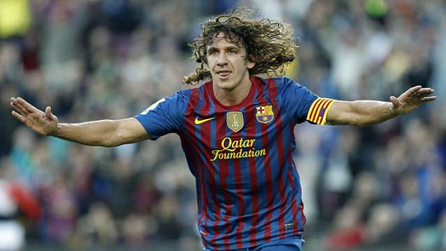 World Soccer Star Carles Puyol Reaches Pakistan