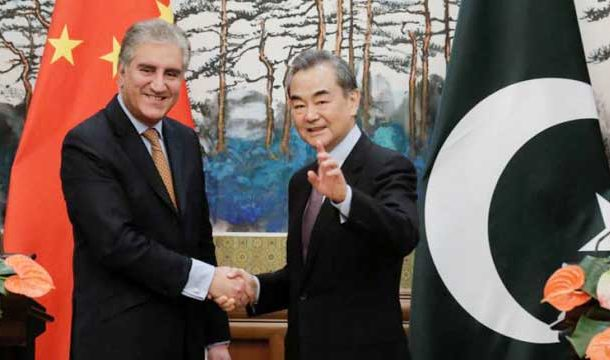 China Supports Pakistan in Counter-Terrorism Measures