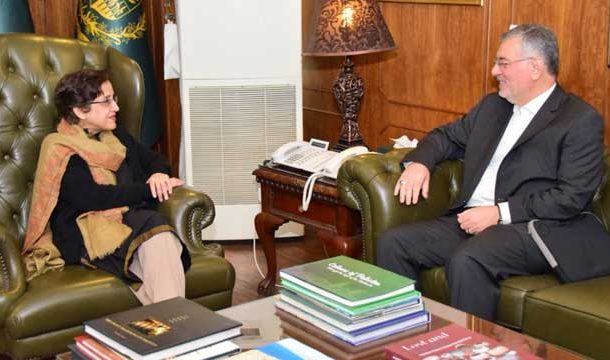 ECO Secretary General Arrives in Pakistan