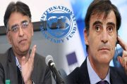 IMF Mission Chief Likely to Visit Pakistan Soon