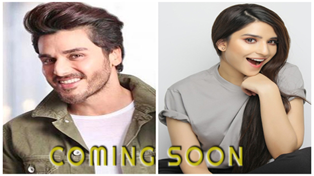 Ramsha khan And Ahsan Khan Will Share The Screen In A Comedy Drama On Geo