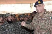Pak Army Focused Towards Internal and External Challenges: COAS
