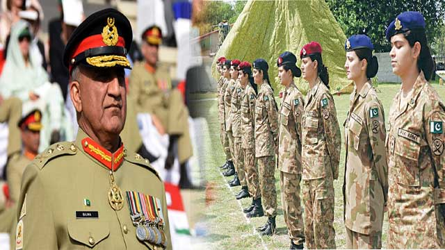 COAS Appreciates Pakistani Women's Role in Progress of Country