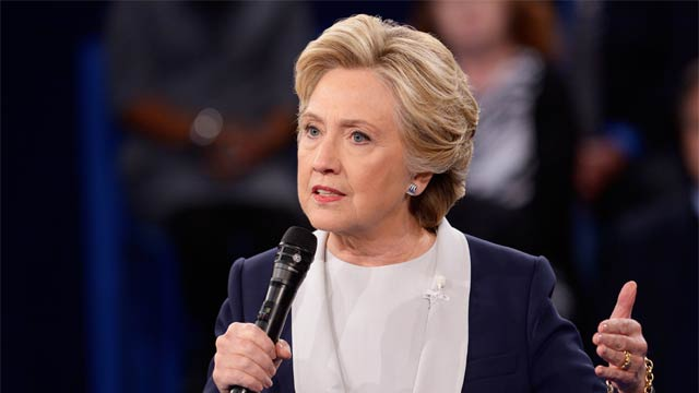 Hillary Clinton to Stay Out of Presidential Race