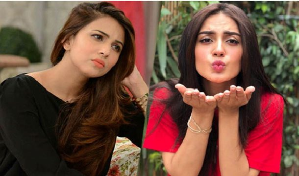 Iqra Aziz Give Her Apology to Ushna Shah for leaking her Personal Dance Video