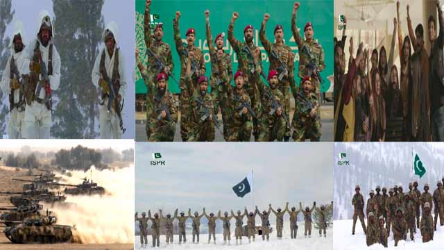 ISPR Finally Releases Much-Awaited Pakistan Day Anthem