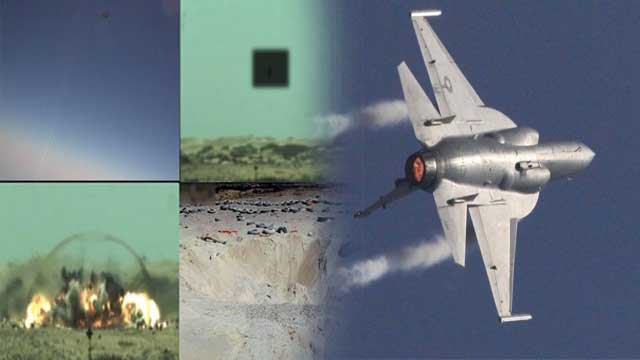 Pakistan Successfully Test-Fires Long-Range Missile From JF-17