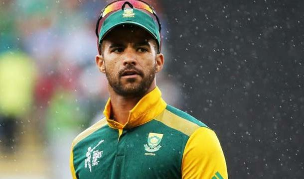 All-Rounder Duminy to Retire From ODIs After World Cup