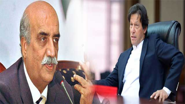 Govt Would be Responsible for Any Harm to Nawaz : Khursheed Shah