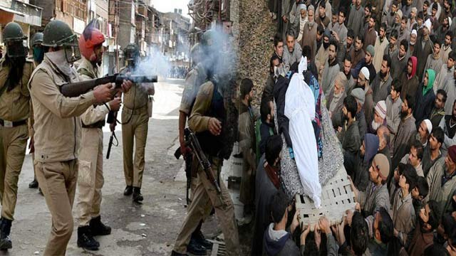 Kupwara District: Indian Troops Martyr Two More Youth