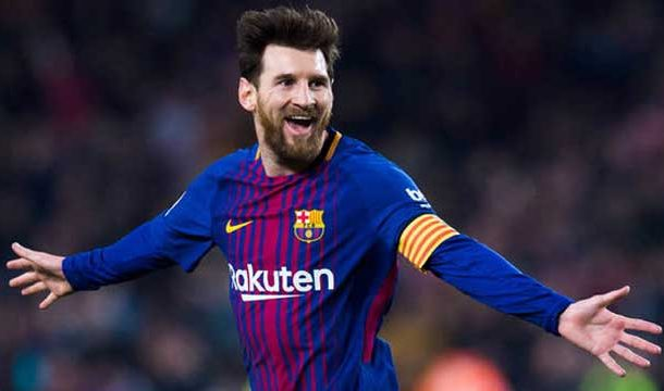 Messi Back in Action After 8 Month Absence