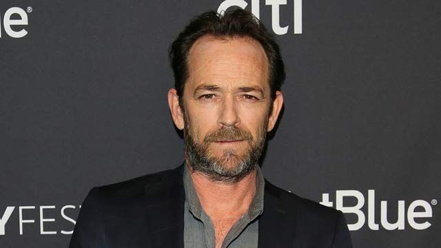 'Beverly Hills, 90210' Actor Luke Perry Passes Away