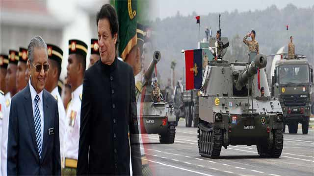 Enemy Will Face defeat: PM Mahathir Praises Pak Army