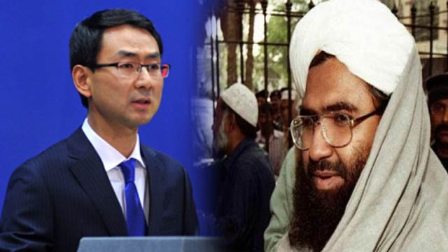 Comprehensive Assessment Needed Before Blacklisting Masood Azhar: China