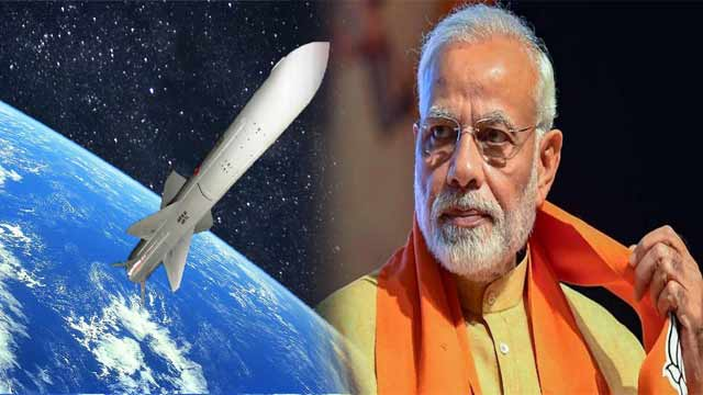 India Conducts Successful Anti-Satellite Missile Operation