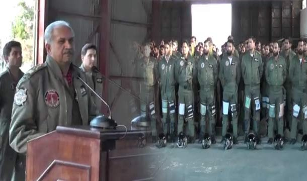 Challenges Not Over Yet: PAF Chief