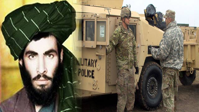 Mullah Omar Lived Near an American Military Base in Afghanistan