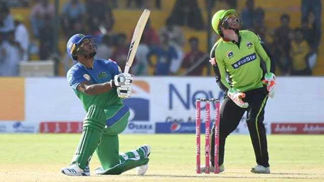 PSL:  Sultans Beat Qalanders by 7 Wickets