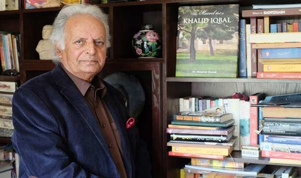 Birthday of Living Legend Mustansar Hussain Tarar Today