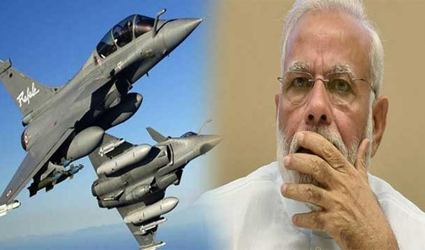 Modi Faces Trouble as Rafale Documents Stolen from Defence Ministry