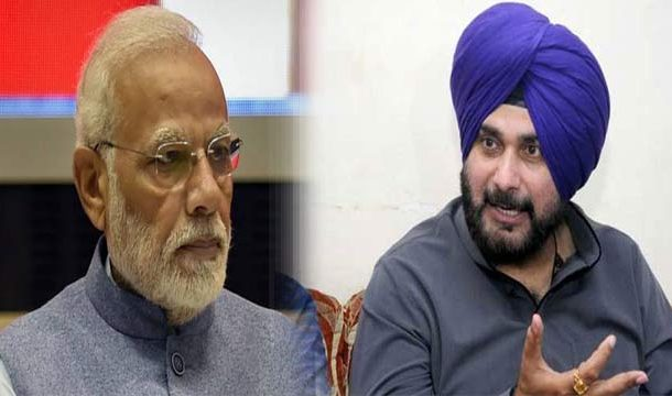 300 Terrorist Dead, Yes or No? : Sidhu Asks Modi