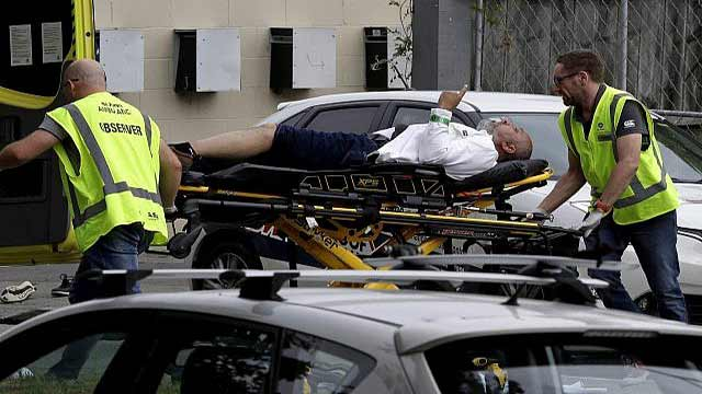 New Zealand: Several Dead as Gunman Opens Fire at Mosques