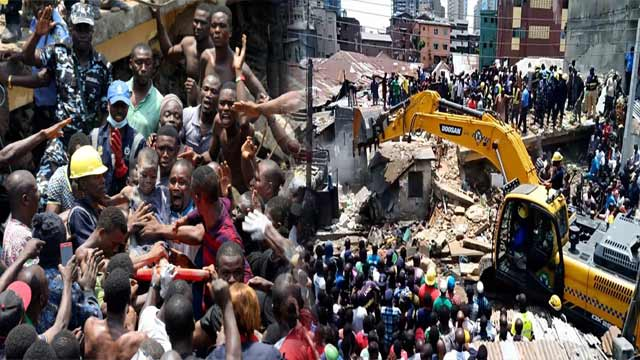 Nigeria: Several Children Killed in School Collapse