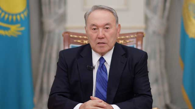 Kazakhstan's President Nazarbayev Resigns After 29 Years