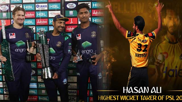 Here's the List of Award Winners of PSL 2019