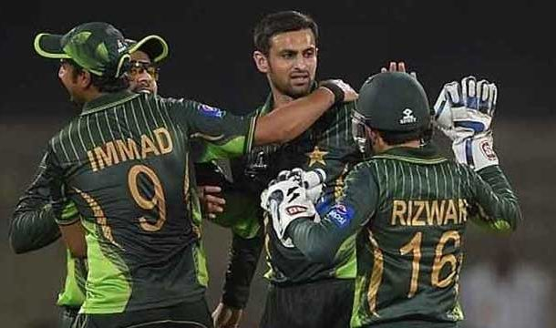 Pakistan Cricket Team Leaves for Australia ODI Series