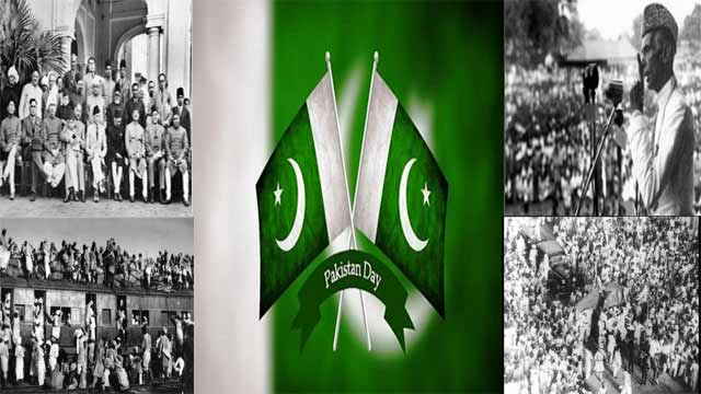 "Paying Tribute to Pioneers of Freedom on ""Pakistan Day"""